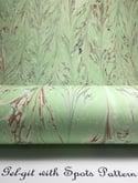 Marbled Paper Pistachio