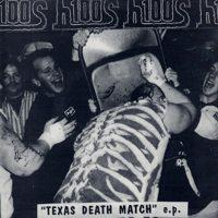 "H100S  ""Texas Death Match"" 7"" EP"