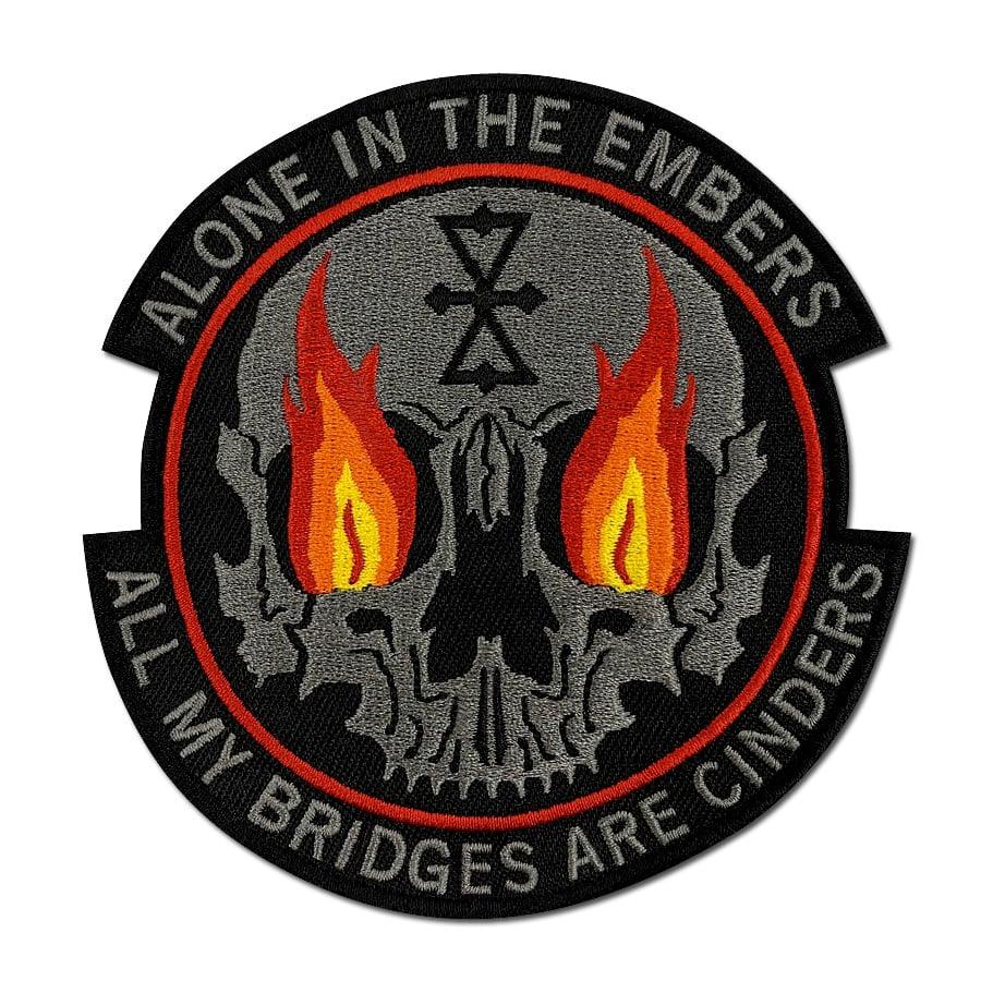 Image of Bridge Burner Patch