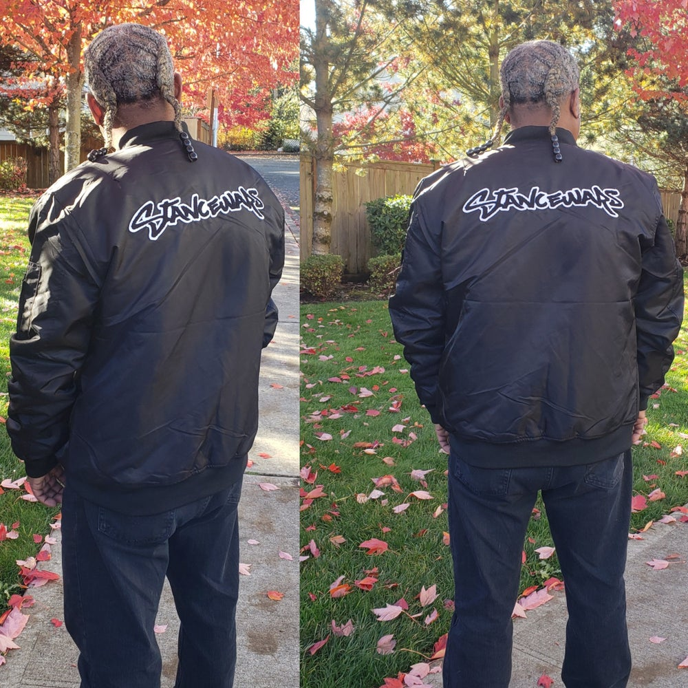 Image of Original StanceWars Bomber Jacket