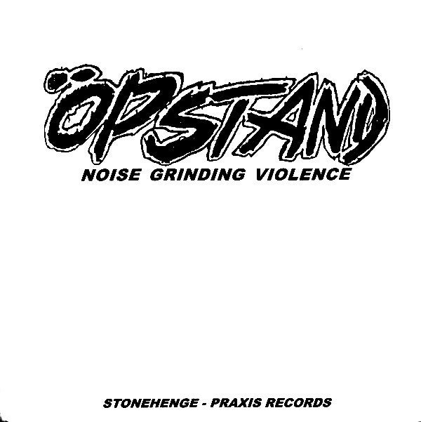 "SEEIN' RED / ÖPSTAND split 7"" EP"