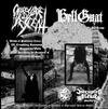 """Oppressive Descent / HellGoat - Death Knell of a Dying World (12"""" Black Vinyl, incl. Download)"""