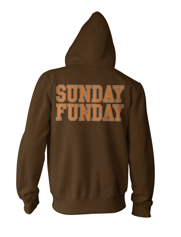 Image of Sunday Funday Hoodie Solid