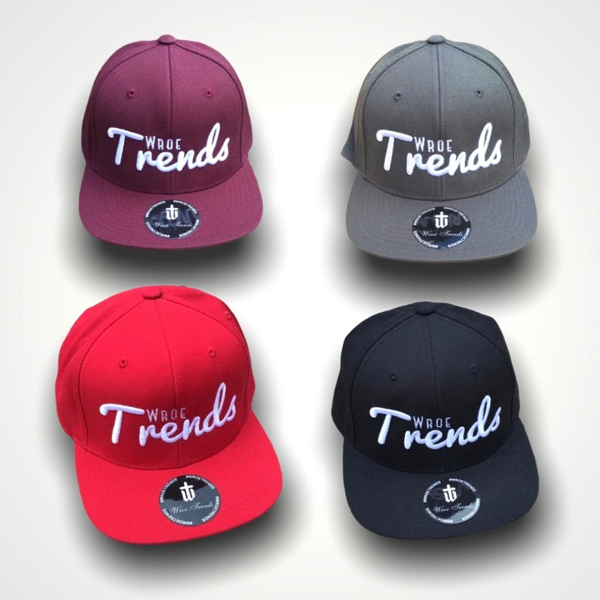 Image of THE SIGNATURE FLAT PEAK SNAP • VARIOUS COLOURS