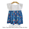 Lorne Dress - Choose Fabric (Special Characters)