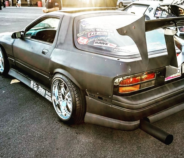 Image of Project Nightfall 50mm Over-fenders