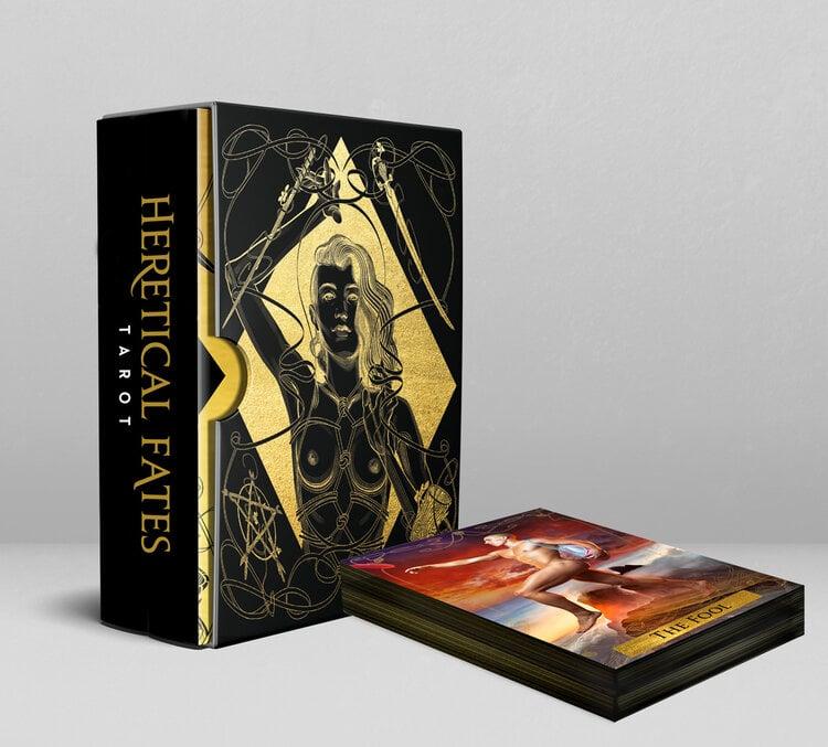 Heretical Fates Tarot Deck