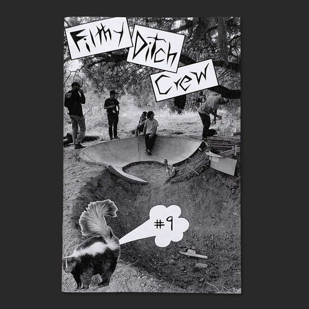 Image of Filthy Ditch Crew #9