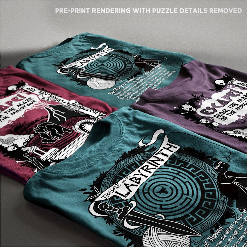 PRE-ORDER: Solve Our Shirt! (All Colors)
