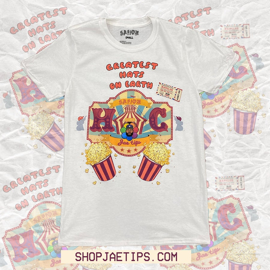 Image of SAVIOR CIRCUS LIMITED TIME TEE