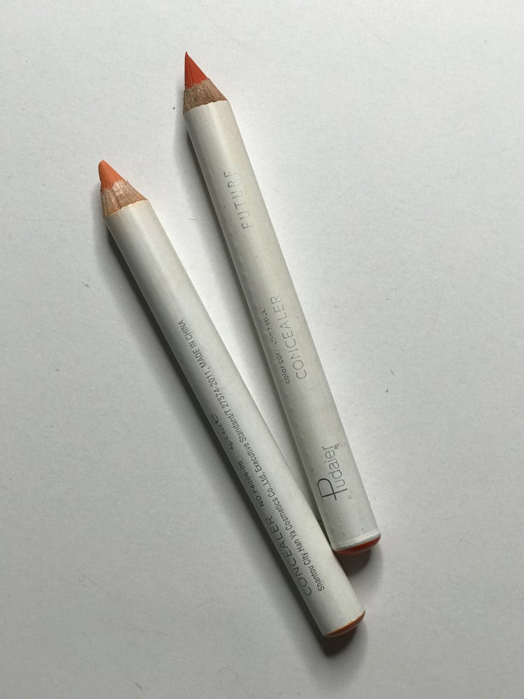 Image of 2X's Color correction pencils