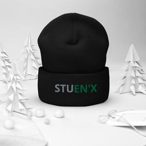 Image of Stuen'X Cuffed Beanie