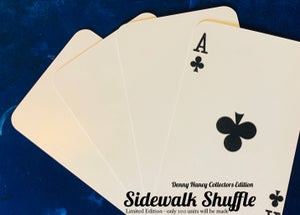 Image of DENNY & LEE Sidewalk Shuffle - Collectors Edition Piggy Backs