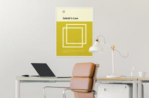 Jakob's Law Poster