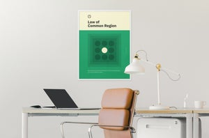 Law of Common Region Poster