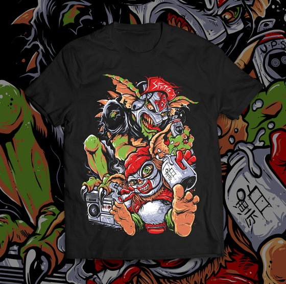 Image of Gremlin Time Guys T - Shirt