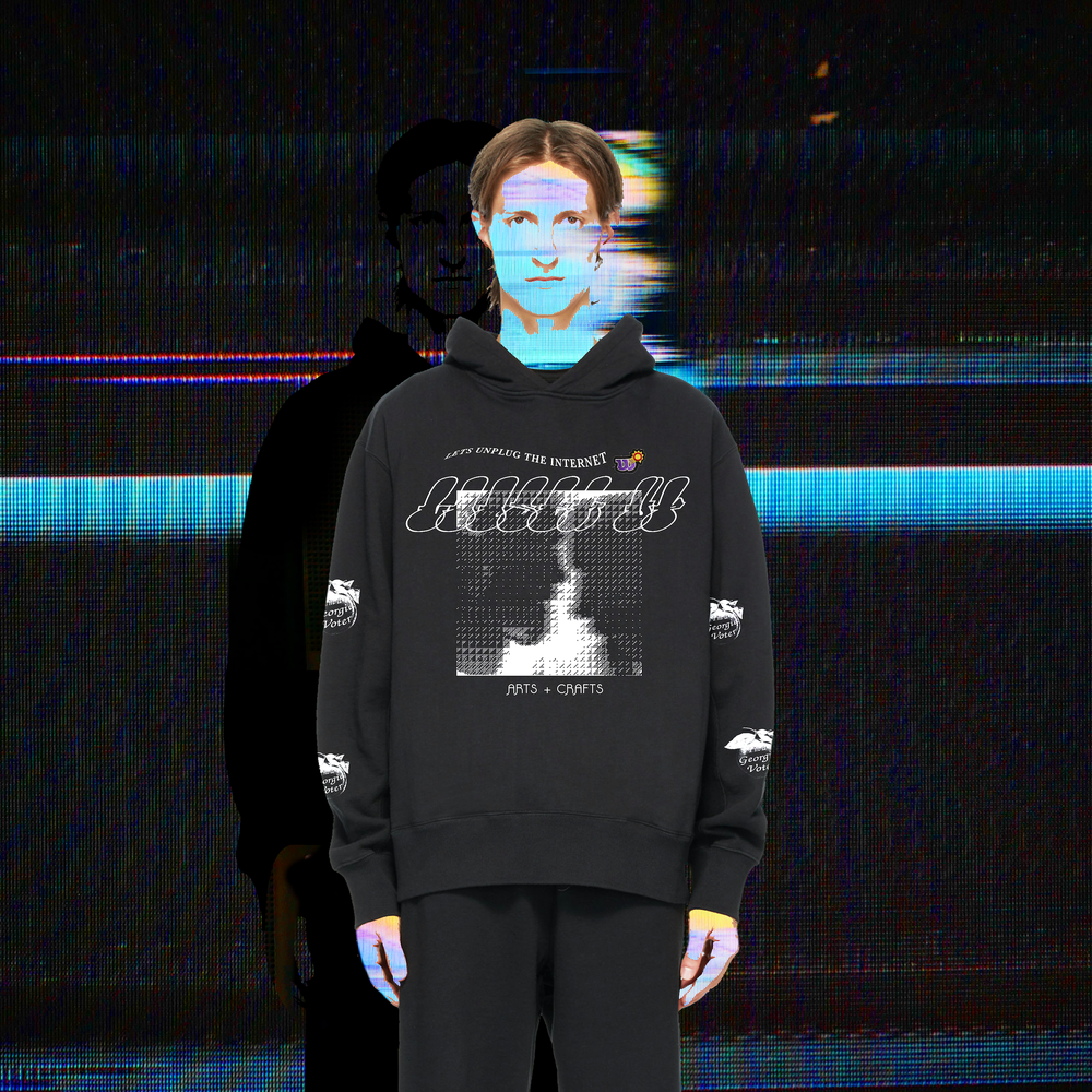 Image of Loosen Up - Arts + Crafts - Limited Run Hoodie