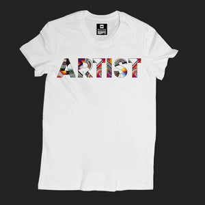 Image of ARTISTS/Men's Heavyweight T-Shirt