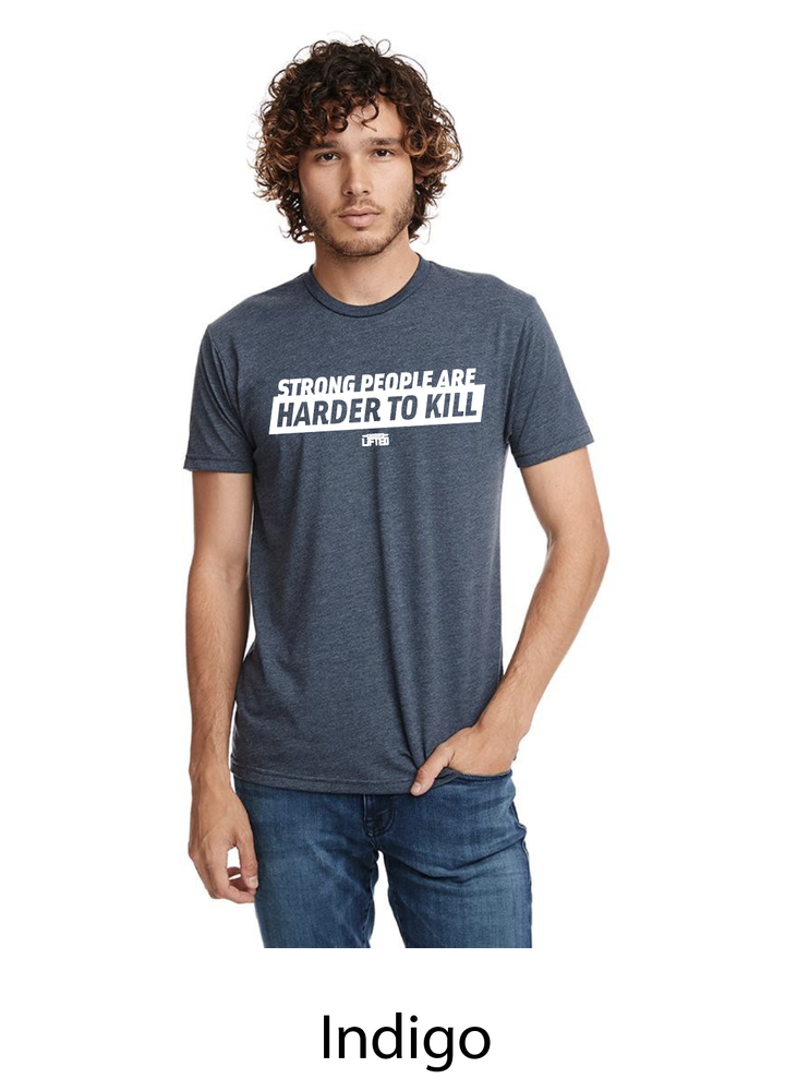 Image of LIFTED Stronger Men's T-shirt
