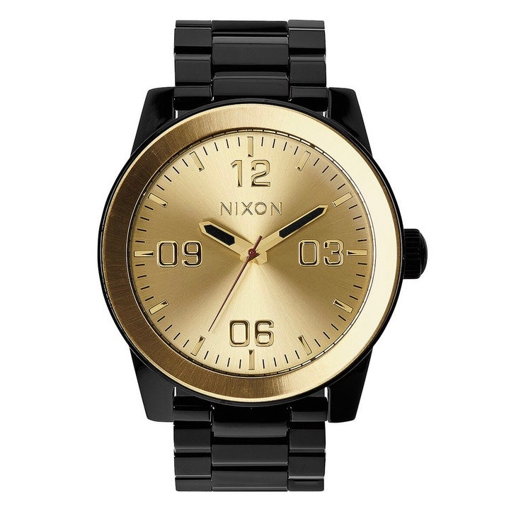 Image of Corporal Stainless Steel Nixon Watch