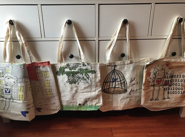 Image of Wild Cat Fun Bags