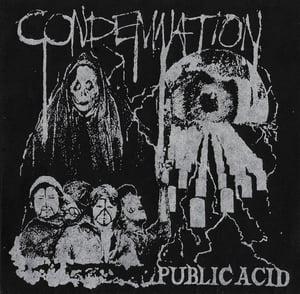 Image of PUBLIC ACID - CONDEMNATION EP