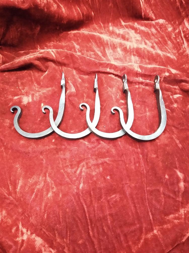 "Image of ""J"" hooks"
