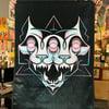 Feline Astigmatism Tapestry