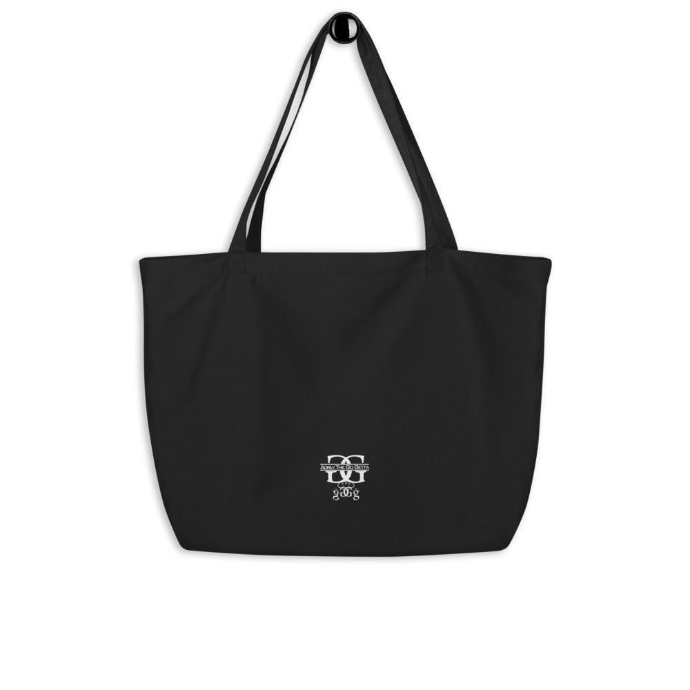"Image of ""Big Bag"" Tote Black"