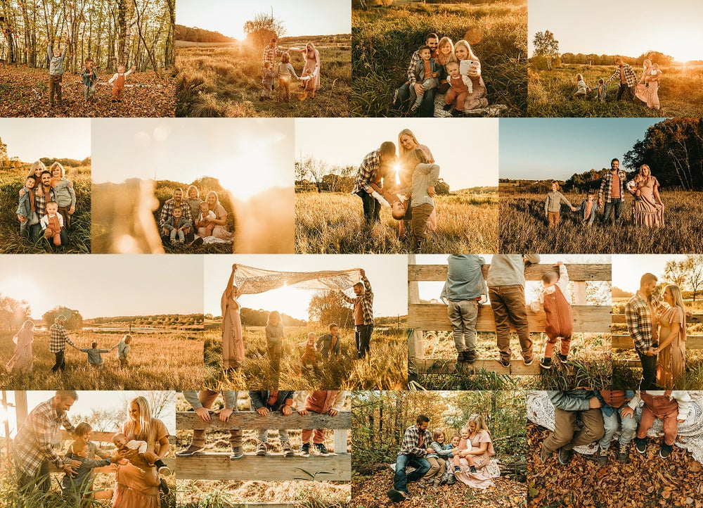 Image of 2021 Outdoor Lifestyle Storytelling Session ($600 total Investment)