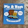 Pie & Beer Pin