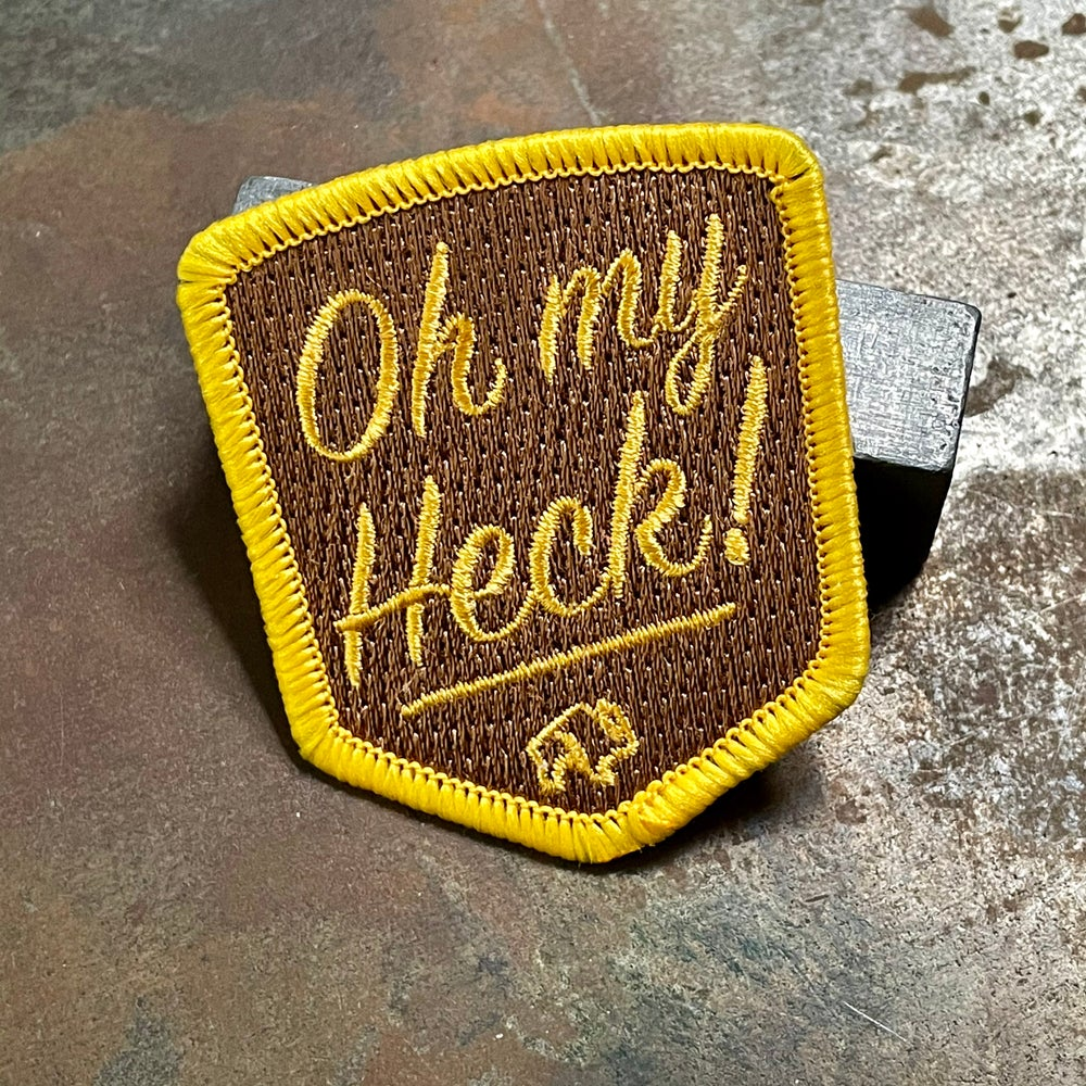Oh My Heck! patch