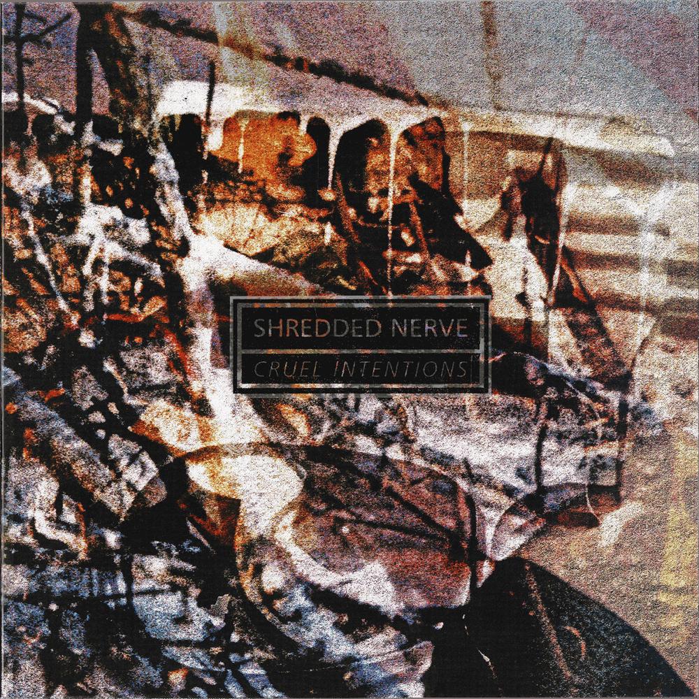 "Image of Shredded Nerve ""Cruel Intentions"" LP"