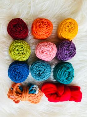 Image of Fibre Packs for Creative Projects.