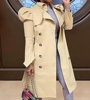 "Image of ""The Link Up"" Trench Coat"