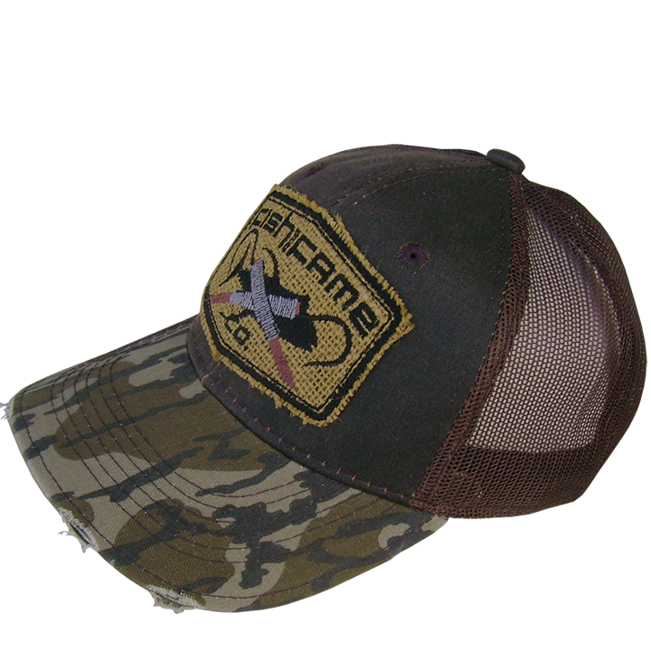 Image of ORIGINATOR GAFF® BUCK BILL (distressed camo)
