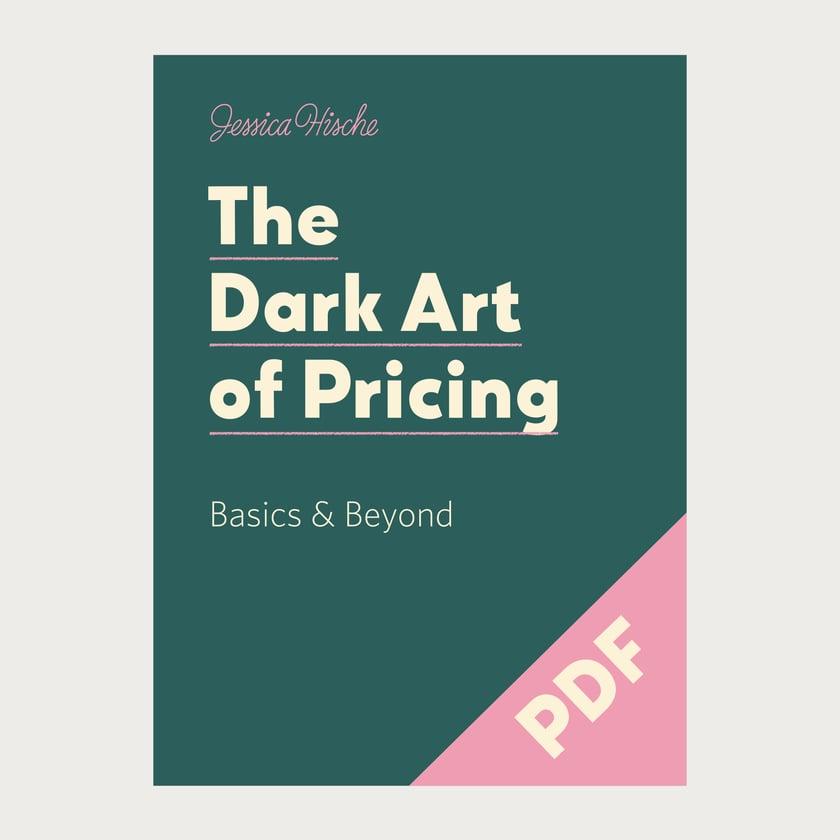 The Dark Art of Pricing