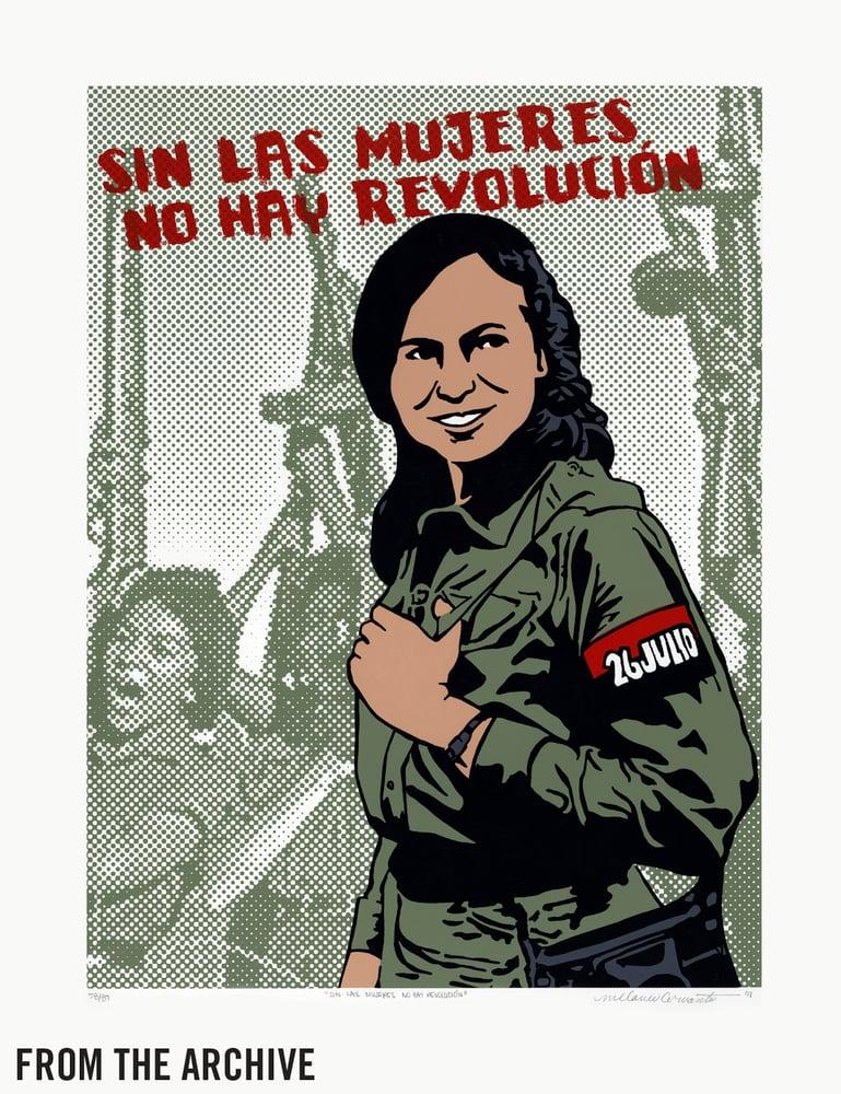 Image of Sin Las Mujeres No Hay Revolucion (2011)