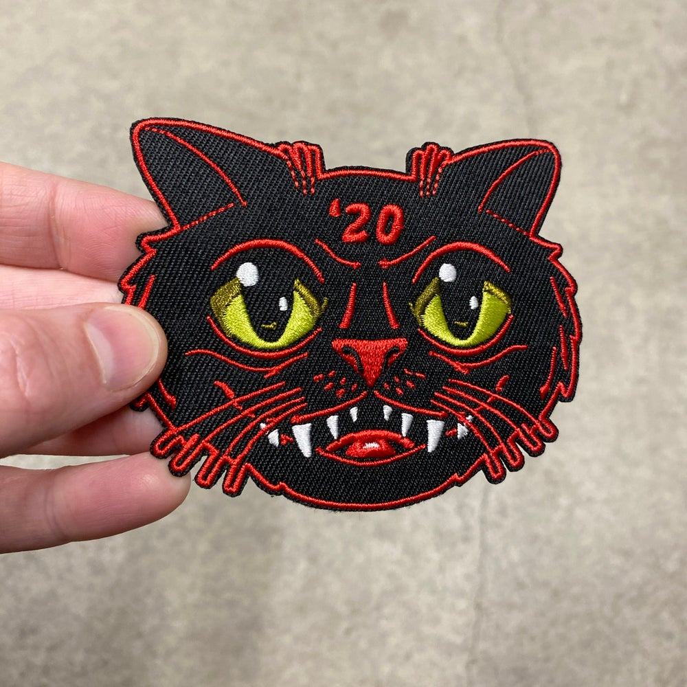 Image of 2020 Chaos Cat Patch