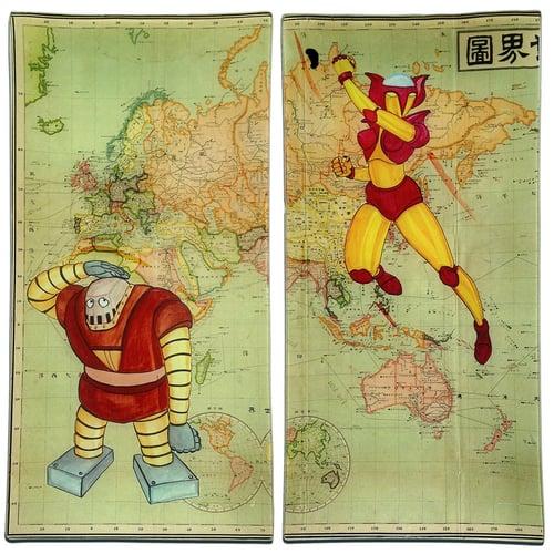 Image of Mural Japan 1914 Edición Limitada