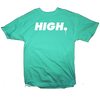 """HIGH."" T-shirt (multiple colour ways available)"