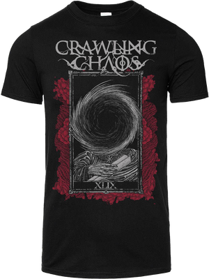 """Image of CRAWLING CHAOS  - """"The Emperor"""" T-shirt"""