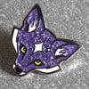 Galaxy Paws - Fox - Enamel Pin