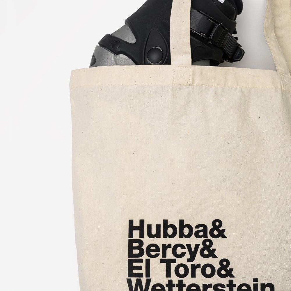 Deadspots Tote Bag