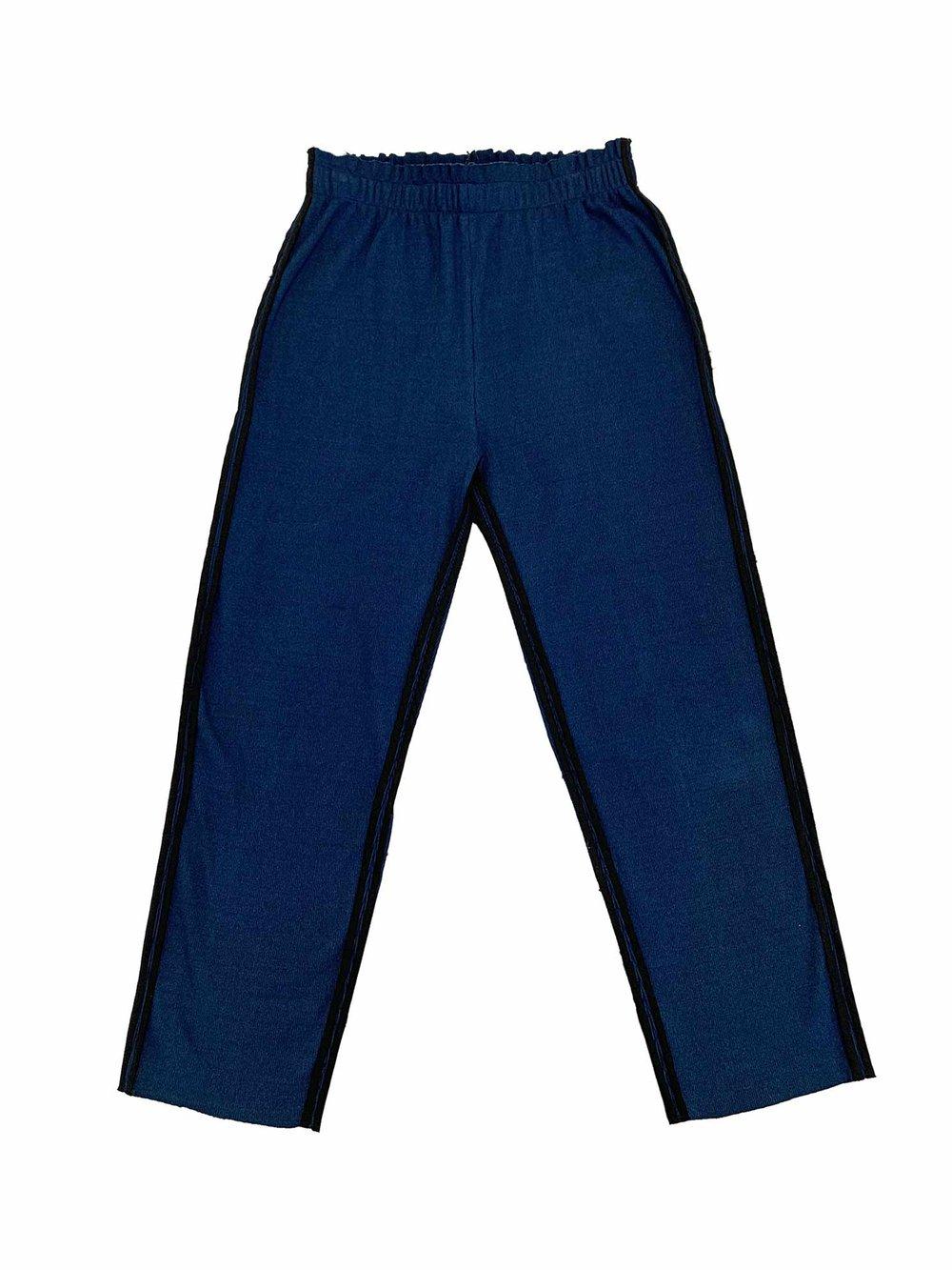 Image of OF1 Trousers - Indigo