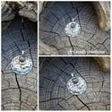 Collier spirale Pyrite