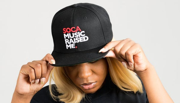 Image of Soca Music Raised Me - Snap Back