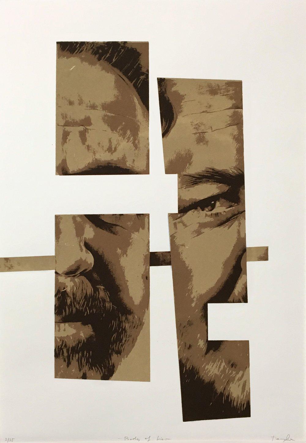 Body of Lies by Katarzyna Tomaszewska