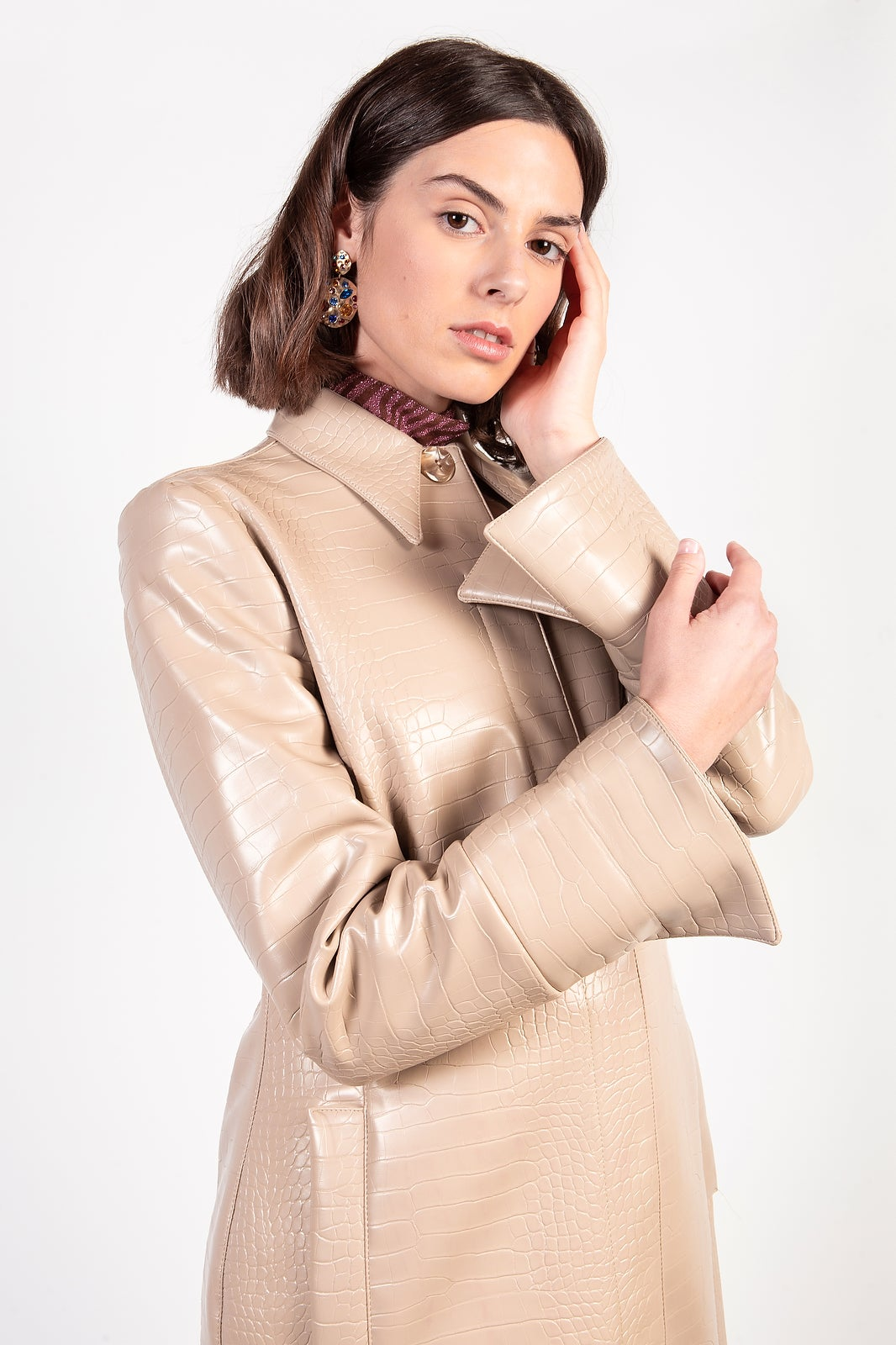 Image of TRENCH CARA BEIGE