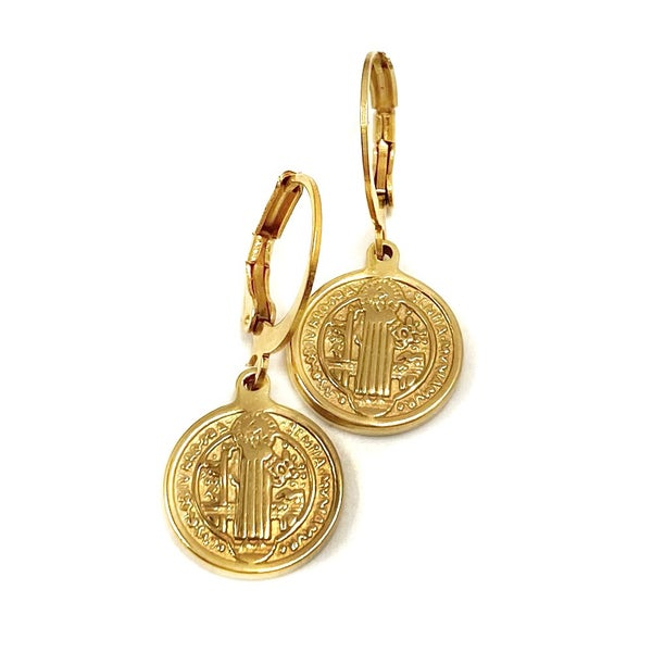 Image of COIN EARRINGS